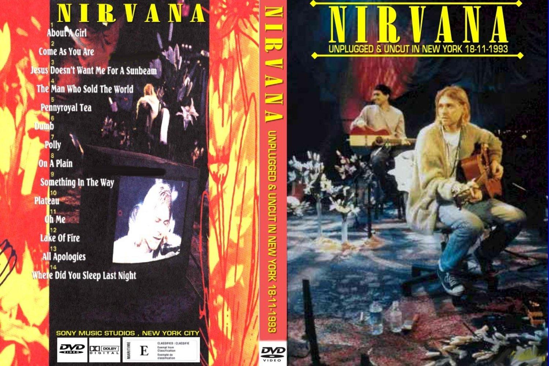 [DVD] Nirvana - Unplugged [MEGA] - Identi