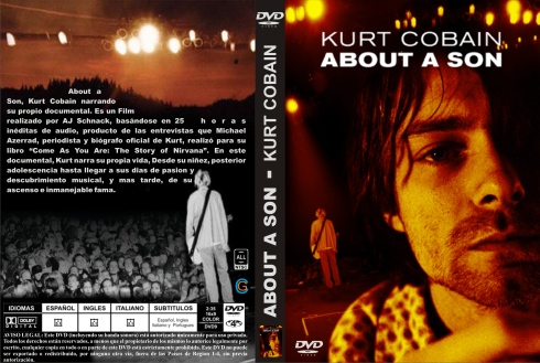 About A Son - Kurt Cobain - Region 4 - dvd_por jovihi
