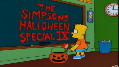 The Simpsons Halloween Special IX