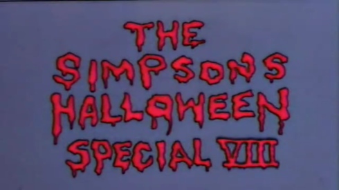 The Simpsons Halloween Special VIII