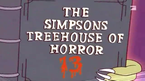 The Simpsons Treehouse of Horror 13