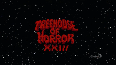 treehouse of horror xxiii
